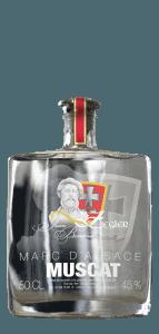 Eau de vie de Muscat Zielger Vin Alsace
